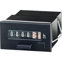 Počítadlo hodin provozu se zpětným nastavením Kübler HB 26.21 AC, 187 - 264 V/AC 50 Hz