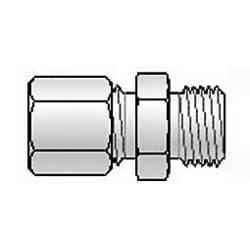 Svorkové šroubové spojení B+B Thermotechnik M8X1, Ø 1,1 mm, max. 800 °C