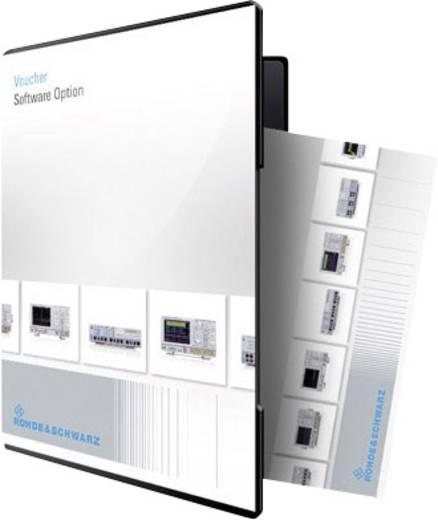 Rohde & Schwarz HV512 Gutschein für Lizenzschlüssel zum Bandbreitenupgrade der HMO 1002 Serie von 50MHz auf 100MHz, 580