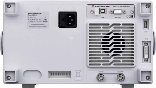 Rohde & Schwarz HMS-X Spektrum-Analysator, Spectrum-Analyzer, Frequenzbereich , Bandbreiten (RBW) 10 kHz - 1 MHz