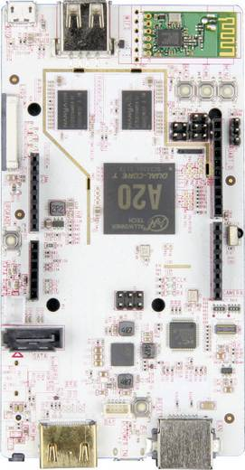 pcDuino V3 Einplatinencomputer 1 GB Linux Ubuntu Version 12.04, Android™ 4.2, Arduino I D E, Scratch