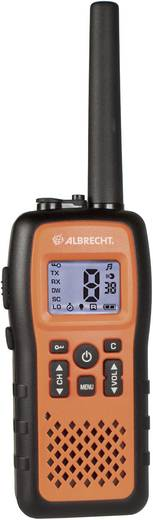 PMR-Handfunkgerät Albrecht Tectalk Float 29661 2er Set