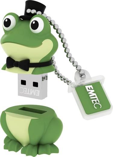 usb stick 8 gb emtec crooner frog gr n ecmmd8gm339 kaufen. Black Bedroom Furniture Sets. Home Design Ideas