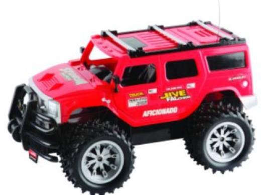 0026549 RC Racer 4x4 Explorer RC Einsteiger Modellauto