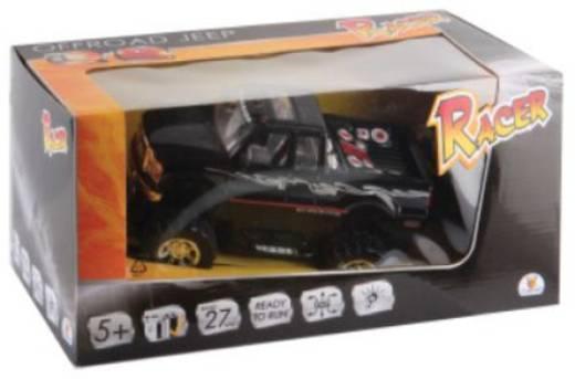 0028122 RC Racer Off Road Jeep 27 MHz RC Einsteiger Modellauto
