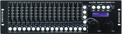 DMX Controller Eurolite DMX Move Control 512 32-Kanal 19 Zoll-Bauform