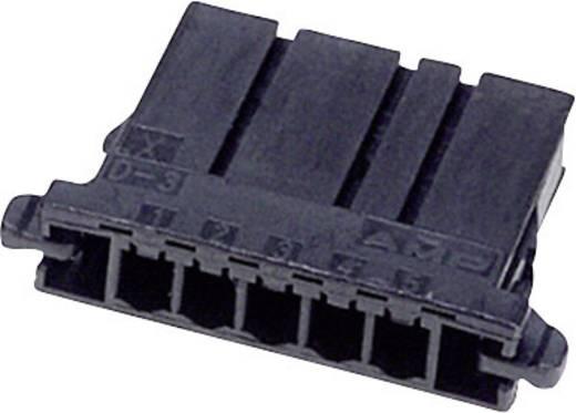TE Connectivity Buchsengehäuse-Kabel DYNAMIC 3000 Series Polzahl Gesamt 3 Rastermaß: 3.81 mm 1-178288-3 1 St.