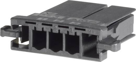TE Connectivity Buchsengehäuse-Kabel DYNAMIC 3000 Series Polzahl Gesamt 3 Rastermaß: 3.81 mm 2-178288-3 1 St.