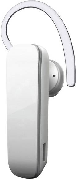 Bluetooth headset Renkforce BH703, bílá
