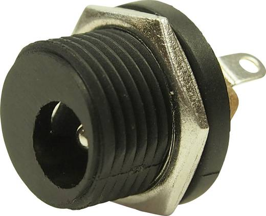 Niedervolt-Steckverbinder Buchse, Einbau vertikal 5.8 mm 2.5 mm Cliff FC681474 1 St.