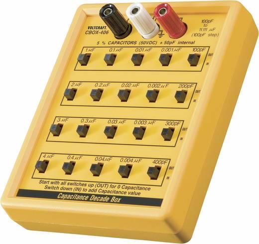 VOLTCRAFT® Kapazitäts-Dekade - C-BOX01