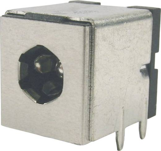 Niedervolt-Steckverbinder Buchse, Einbau horizontal 5.3 mm 2.5 mm Cliff FC681495 1 St.