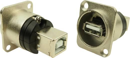 XLR Adapter USB B auf USB A Adapter, Einbau CP30110 Cliff Inhalt: 1 St.