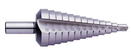 HSS Stufenbohrer 12 - 20 mm Exact 05322 Gesamtlänge 76 mm 3-Flächenschaft 1 St.