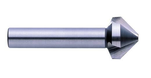 Kegelsenker-Set 6teilig 8.3 mm, 10.4 mm, 12.4 mm, 16.5 mm, 20.5 mm Hartmetall Exact 05619 Zylinderschaft 1 Set