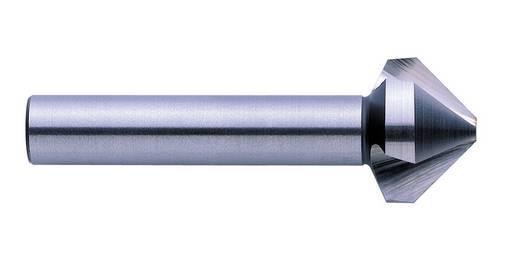 Kegelsenker-Set 6teilig 8.3 mm, 10.4 mm, 12.4 mm, 16.5 mm, 20.5 mm Pulvermetallurgisches Metall Exact 50739 Zylindersc