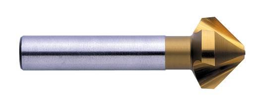 Kegelsenker-Set 6teilig 6.3 mm, 8.3 mm, 10.4 mm, 12.4 mm, 16.5 mm, 20.5 mm HSS-E TiN Exact 15727 Zylinderschaft 1 Set