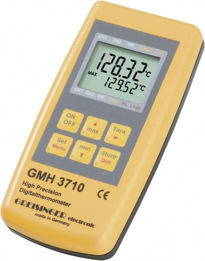 Temperatur-Messgerät Greisinger GMH 3710, PT100 HOCHPRÄZISIONS-THERMOMET -199.99 bis +850 °C Fühler-Typ Pt100 Kalibrier