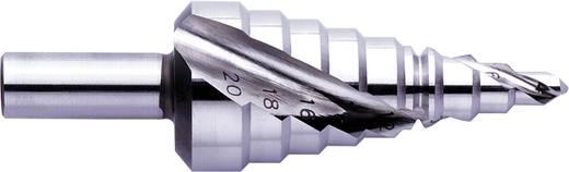 HSS Stufenbohrer 4 - 20 mm Exact 07027 Gesamtlänge 76 mm 3-Flächenschaft 1 St.