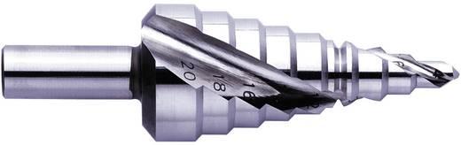 HSS Stufenbohrer 4 - 30 mm Exact 07029 3-Flächenschaft 1 St.