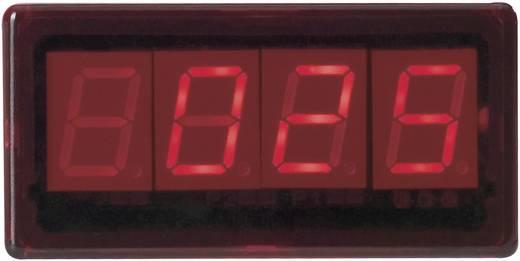 Greisinger GTH2448/1 LED-Anzeige GTH 2448/1 NiCr-Ni, Typ K -50 bis +1150 °C Einbaumaße 45 x 22 mm Kalibriert nach DAkkS