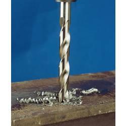 Kovový špirálový vrták Exact 32101, 0.3 mm, 19 mm, N/A, HSS, 10 ks