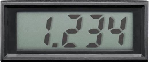 VOLTCRAFT® 70004 Digitales Einbaumessgerät, LCD-Panel-Meter, Einbaumaße 60 x 24 mm