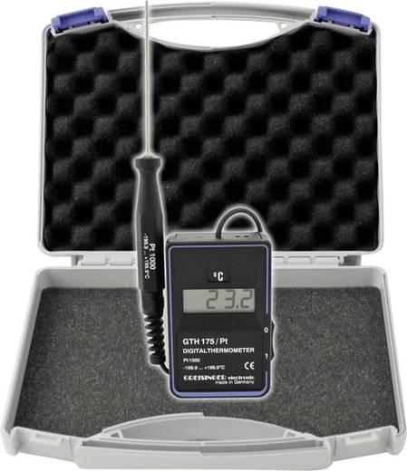Temperatur-Messgerät Greisinger GTH 175/PT-WPT3 -199.9 bis +199.9 °C Fühler-Typ Pt1000 Kalibriert nach: ISO