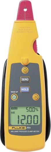 Stromzange, Hand-Multimeter digital Fluke 771 Kalibriert nach: Werksstandard Prozess-Stromausgabe CAT II 300 V Anzeige (Counts): 1200