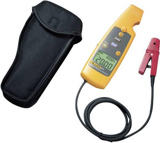 Stromzange, Hand-Multimeter digital Fluke 771 Kalibriert nach: Werksstandard Prozess-Stromausgabe CAT II 300 V Anzeige (