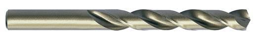 Exact 32348 HSS Metall-Spiralbohrer 4.3 mm Gesamtlänge 80 mm geschliffen, Cobalt DIN 338 Zylinderschaft 10 St.