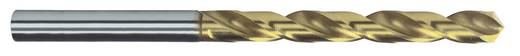 HSS Metall-Spiralbohrer 4 mm Exact 32544 Gesamtlänge 75 mm geschliffen, TiN N/A Zylinderschaft 10 St.