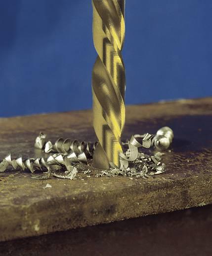 HSS Metall-Spiralbohrer-Set 19teilig Exact 32691 geschliffen, TiN DIN 338 Zylinderschaft 1 Set