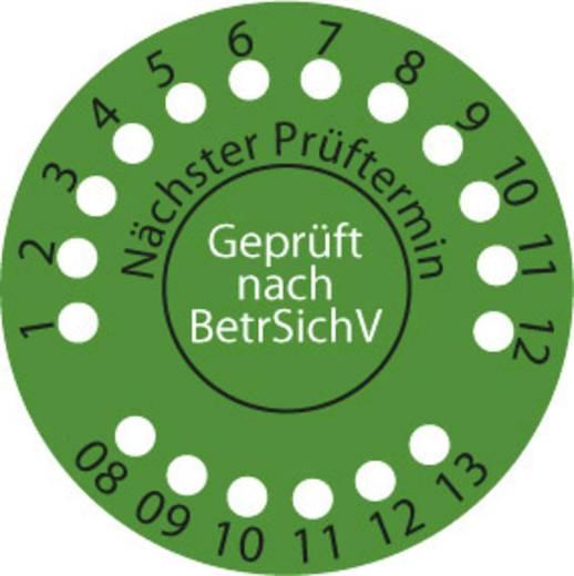 Prüfetiketten Fluke Pass560R-02 Geräteaufkleber für Gutbewertung Fluke Pass560R, Passend für (Details) Fluke 6200, Fluke