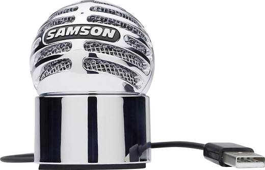 Samson Meteorite USB-Studiomikrofon Kabelgebunden