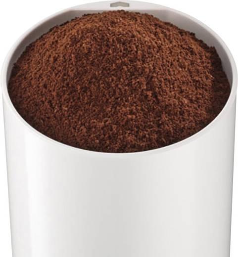 Kaffeemühle Bosch Haushalt MKM 6000 Weiß Edelstahl-Schlagmesser