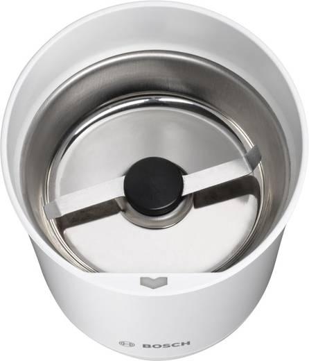 Kaffeemühle Bosch Haushalt Weiß MKM 6000 Edelstahl-Schlagmesser