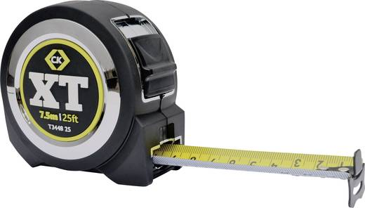 Maßband 7.5 m Stahl C.K. T3448 25