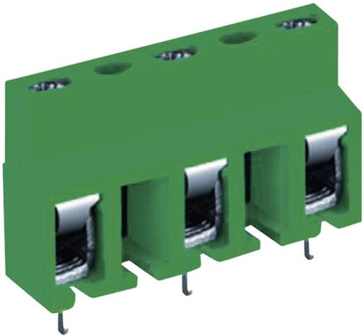 DECA MA321-10002 Schraubklemmblock 2.50 mm² Polzahl 2 Grün 1 St.