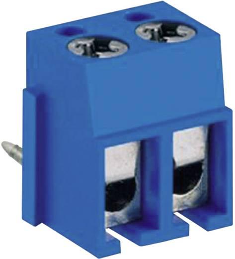 DECA MA524-500M03 Schraubklemmblock 2.50 mm² Polzahl 3 Blau 1 St.