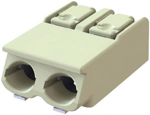 Federkraftklemmblock 1.00 mm² Polzahl 2 MWX901-40002E DECA Grau 1 St.