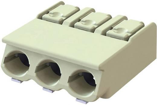 Federkraftklemmblock 1.00 mm² Polzahl 3 MWX901-40003E DECA Grau 1 St.