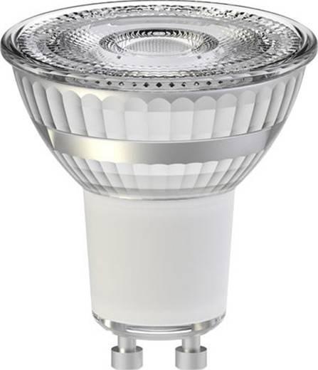 LightMe LED GU10 Reflektor 5 W = 50 W Kaltweiß EEK: A++ 1 St.