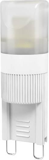 LED G9 Stiftsockel 2 W = 11 W Warmweiß (Ø x L) 14 mm x 47 mm EEK: A+ LightMe 1 St.