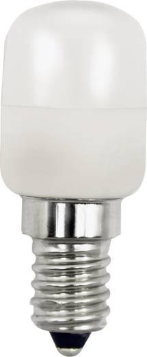 LightMe LED E14 Kolbenform 2.5 W = 20 W Warmweiß (Ø x L) 25 mm x 60 mm EEK: A+ 1 St.