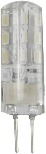 LightMe LED G4 Stiftsockel 1.5 W = 10 W Warmweiß (Ø x L) 10 mm x 36 mm EEK: A+ 1 St.