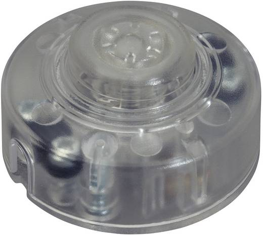 interBär 8020-000.01 Schnurschalter Transparent 1 x Aus/Ein 2 A 1 St.