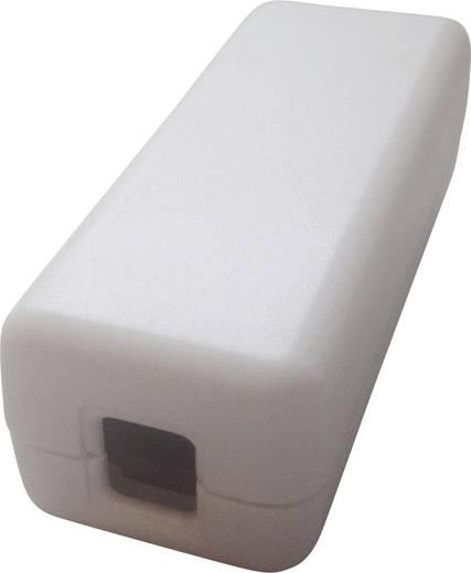 Kabel-Gehäuse 80 x 30 x 25 Kunststoff Weiß interBär 8010-908.01 1 St.