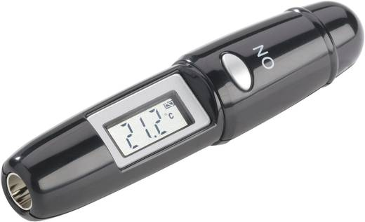 Luftfeuchtemessgerät (Hygrometer) TFA MS-10 1 % rF 99 % rF Set Hgrometer +Infrarot-Thermometer Kalibriert nach: Werkssta
