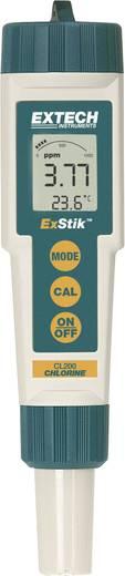 Chlorphotometer Extech CL200 Chlor 0.01 - 10.00 ppm Kalibriert nach Werksstandard (ohne Zertifikat)